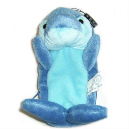 Dolphin Mobile Phone Cover